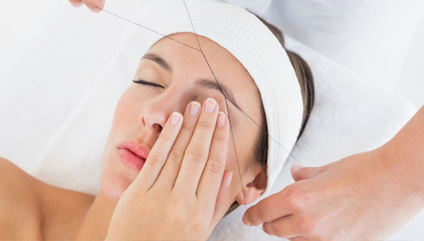 Eyebrow Threading in Colorado, Denver